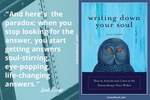 Janet Conner explains why writing helps to release blocked memories and how the brain works and what happens as we write.