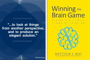 Winning Brain Game Fixing Thinking