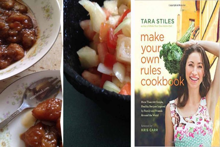MAKE YOUR OWN RULES COOKBOOK