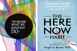 THE HERE AND NOW HABIT