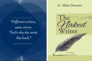 THE NAKED WRITER