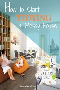 tidying-decluttering-organizing