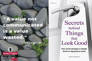 Secrets Behind Things that Look Good - Claire Langju Lee - Retail Marketing