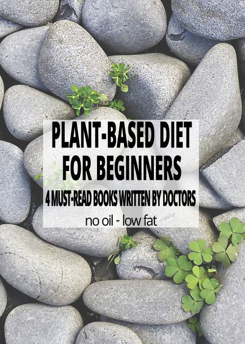 Plant-Based Diet for Beginners - must-read books written by Doctors