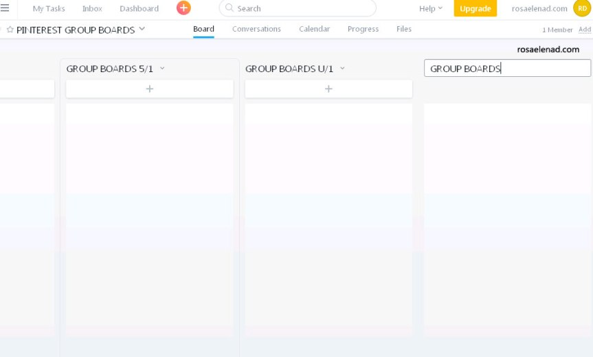 Free Way To Keep Track of Your Group Boards - 4