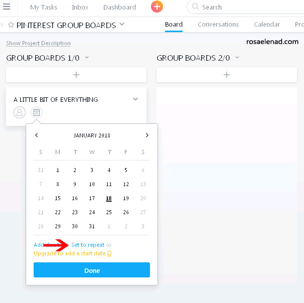 Free Way To Keep Track of Your Group Boards - 8
