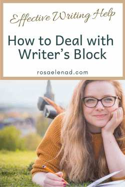 Effective Writing Help How to Deal with Writers Block