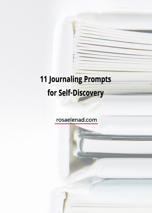 Journaling Prompts for Self-Discovery