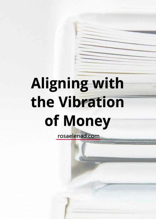 Aligning vibration money