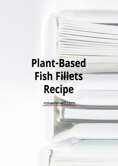 Plant-Based Fish Fillets Recipe