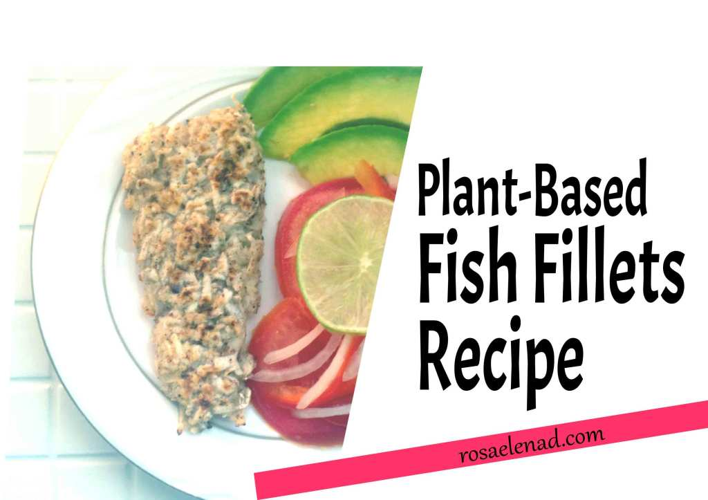 Plant-Based Fish Fillets