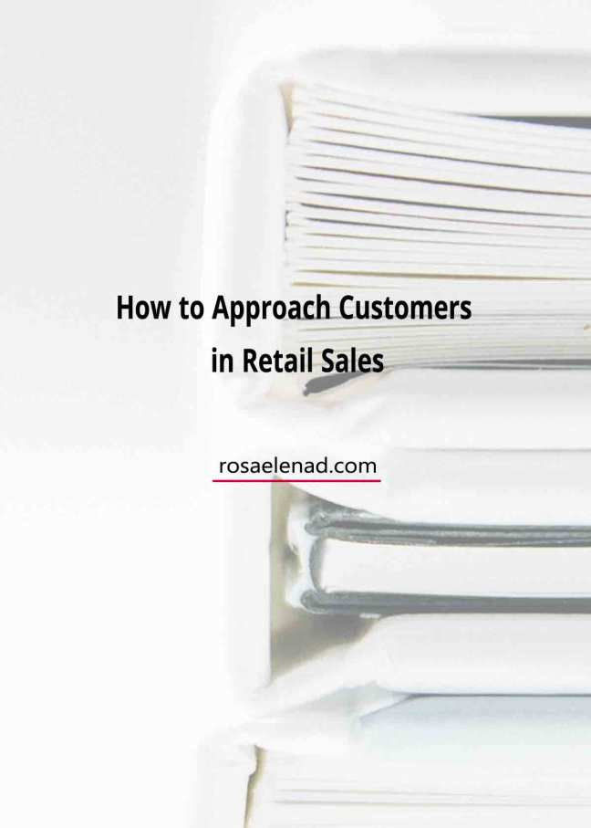 Greeting-customers-retail-sales