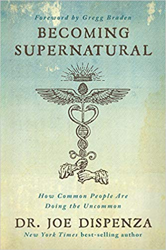 Becoming supernatural book cover