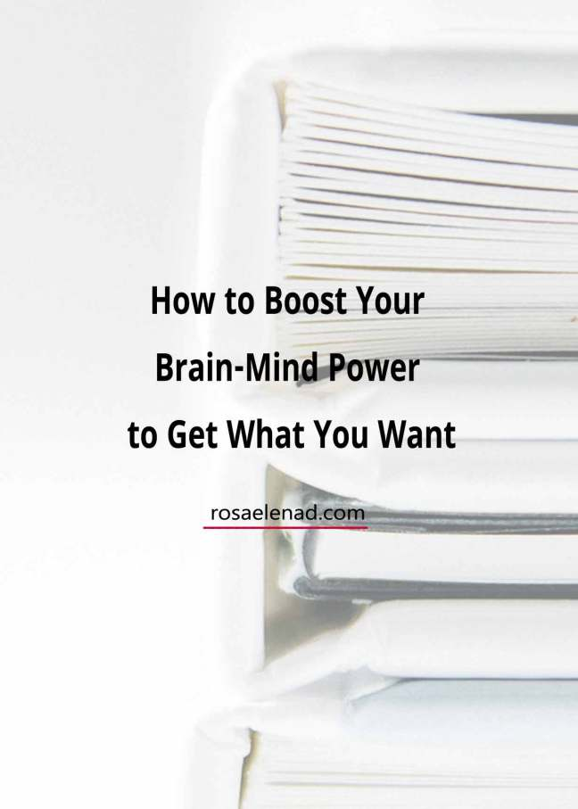 How to boost your brain-mind power