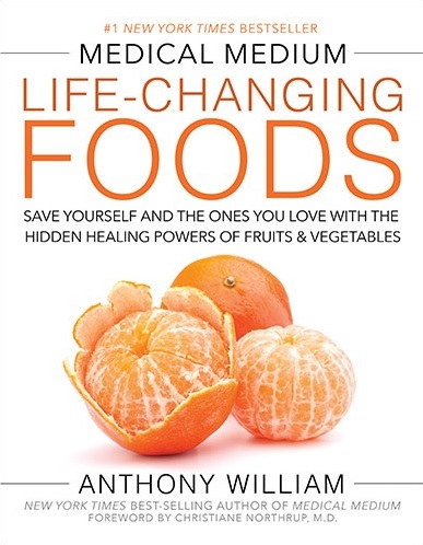 Life Changing Food Book Cover