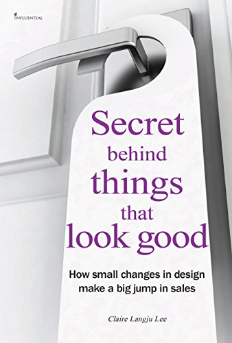 Secret behind things that look good book cover