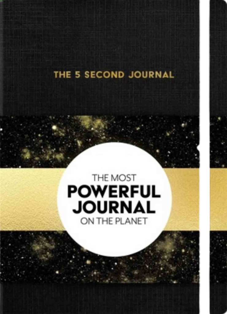 The 5 Second Journal Cover