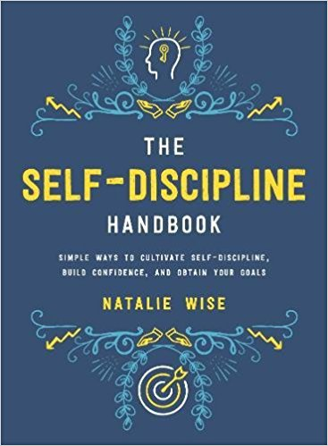 The Self-Discipline Handbook Book Cover