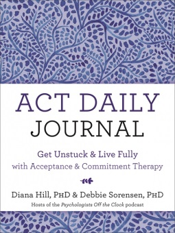 Act daily journal book cover